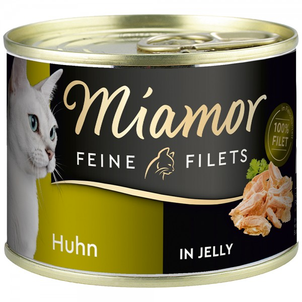 Miamor F. Filets Huhn in Jelly