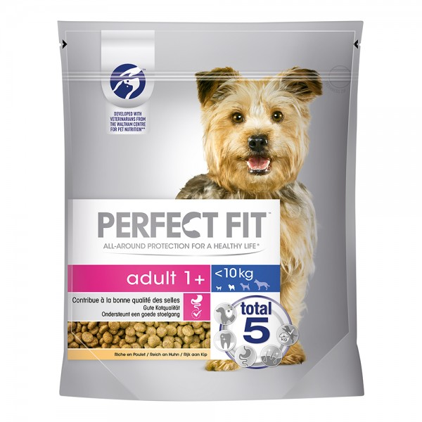 Perfect Fit Dog Adult XS/S Huhn