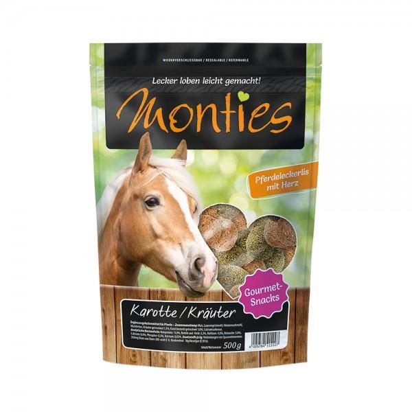 Allco Monties Karotte&Kräuter