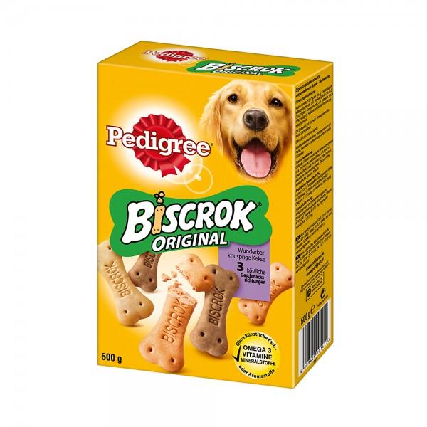 Pedigree Biscrok in 3 Geschmacksrichtungen
