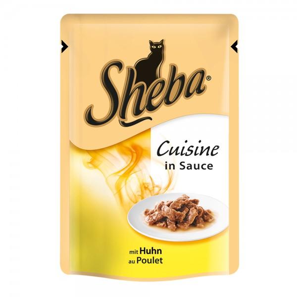 Sheba Cuisine Huhn 85g