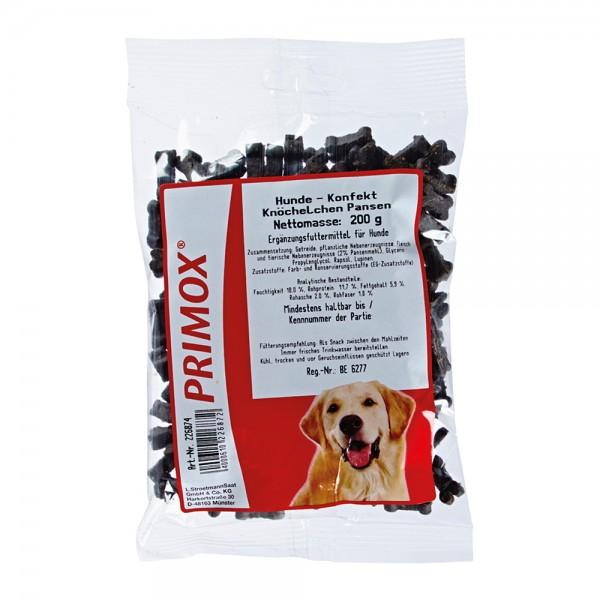 Primox Hundekonfekt Knöchel Pansen