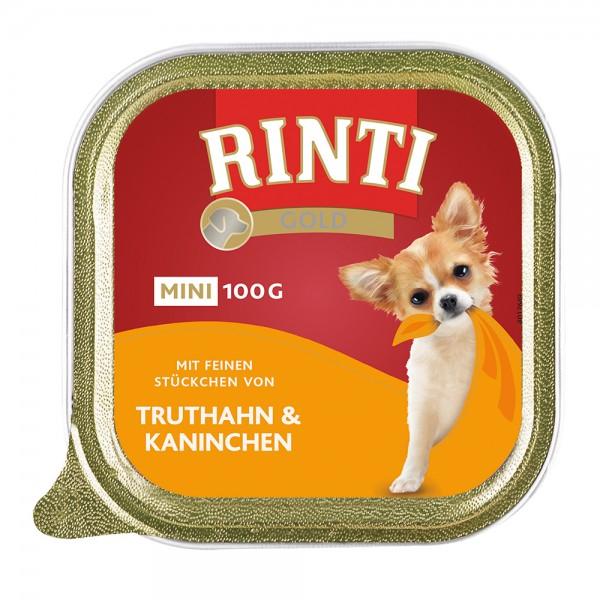 Rinti Gold Mini Truthahn&Kaninchen