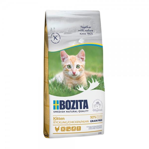 Bozita Feline Kitten Grain Free Chicken