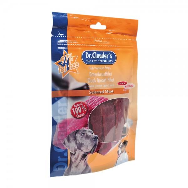 Dr. Clauder Functional Snacks - Soft dried Strips Entenbrustfilet
