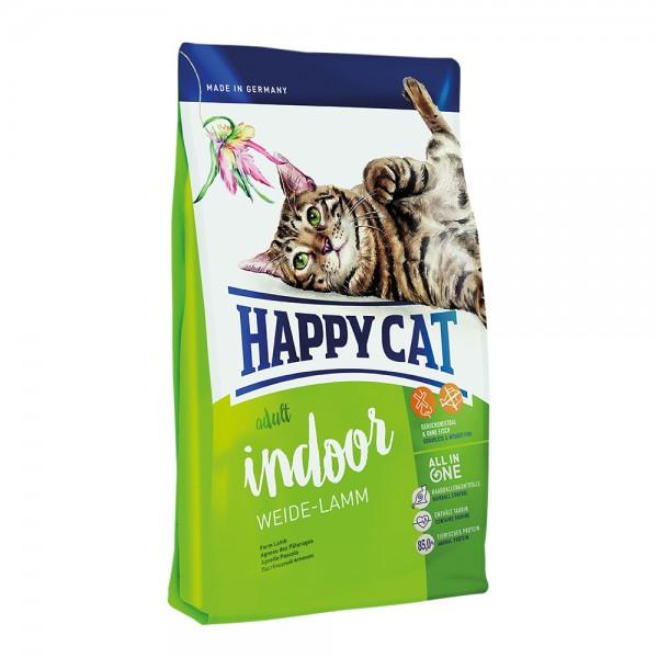 Happy Cat Supreme Indoor Adult Lamm