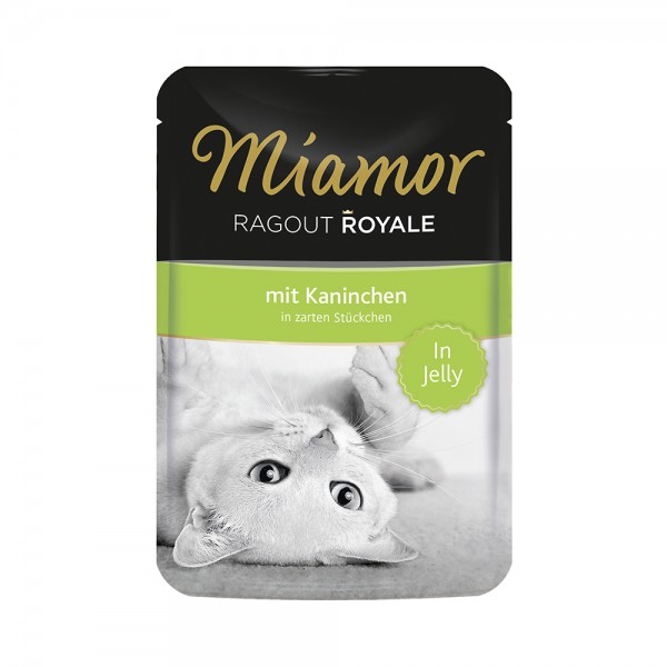 Miamor Ragout Royale in Jelly Kaninchen