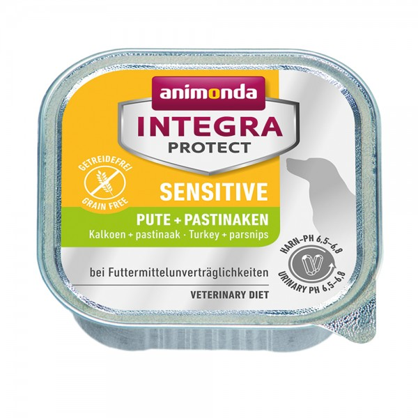 Animonda Integra Protect Sensitive Pute + Pastinaken