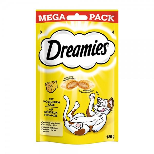 Dreamies mit Käse