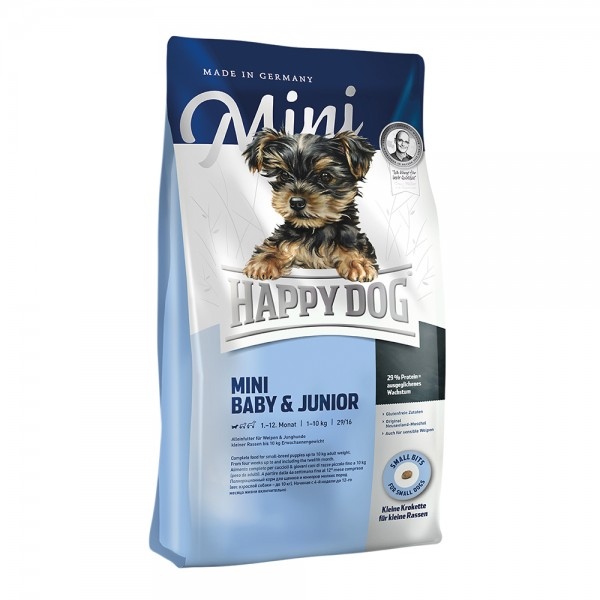 Happy Dog Supreme Mini Baby&Junior