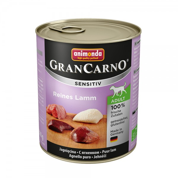 Animonda Gran Carno Sensitive Lamm pur